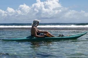 Raiatea kayak