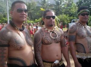 tatuaje tahiti