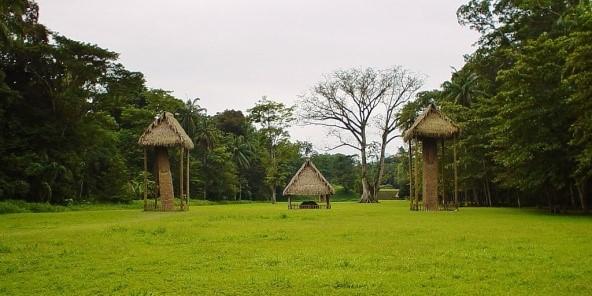 Quiriguá- La Ciudad de la Creación Maya