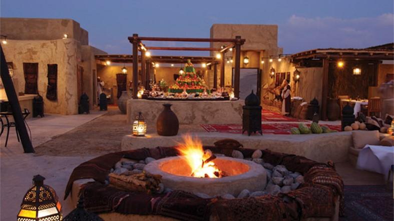 Dubai –  Desert  safari 2