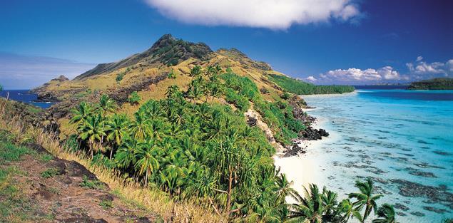 Mangareva Islas Gambier