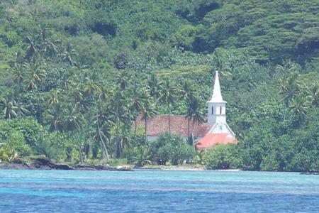 Taravai, Gambiers, Polynésie Française