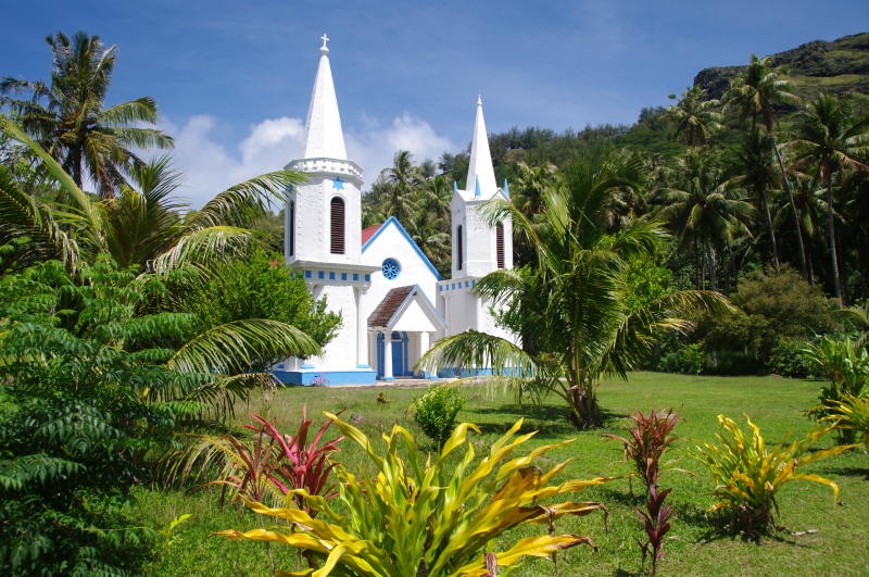 iglesia akamaru