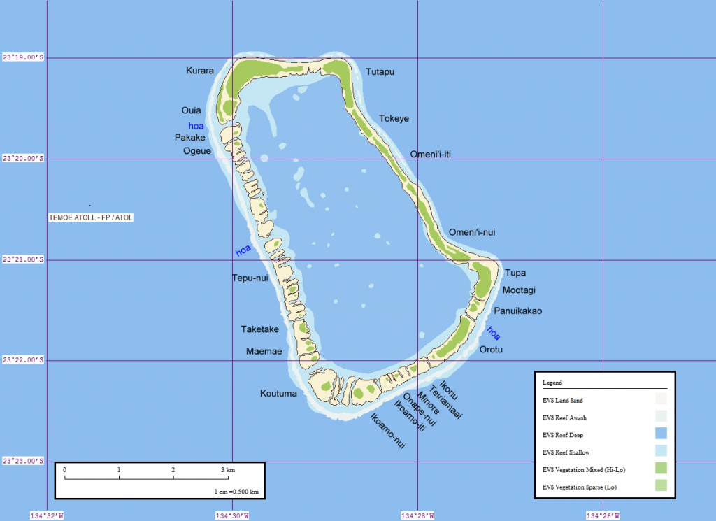 temoe mapa