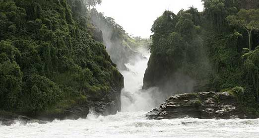Parque Nacional Murchison Falls