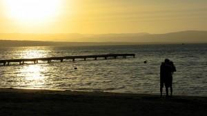 Amor De Pareja Perú Paracas Mar Romántico