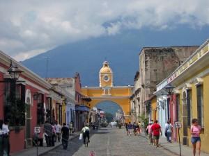 01 FOTO Arco de Santa Catarina Antigua Guatemala