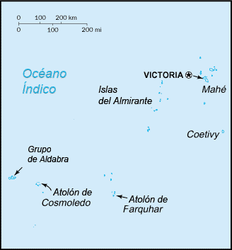 Itinerario del crucero