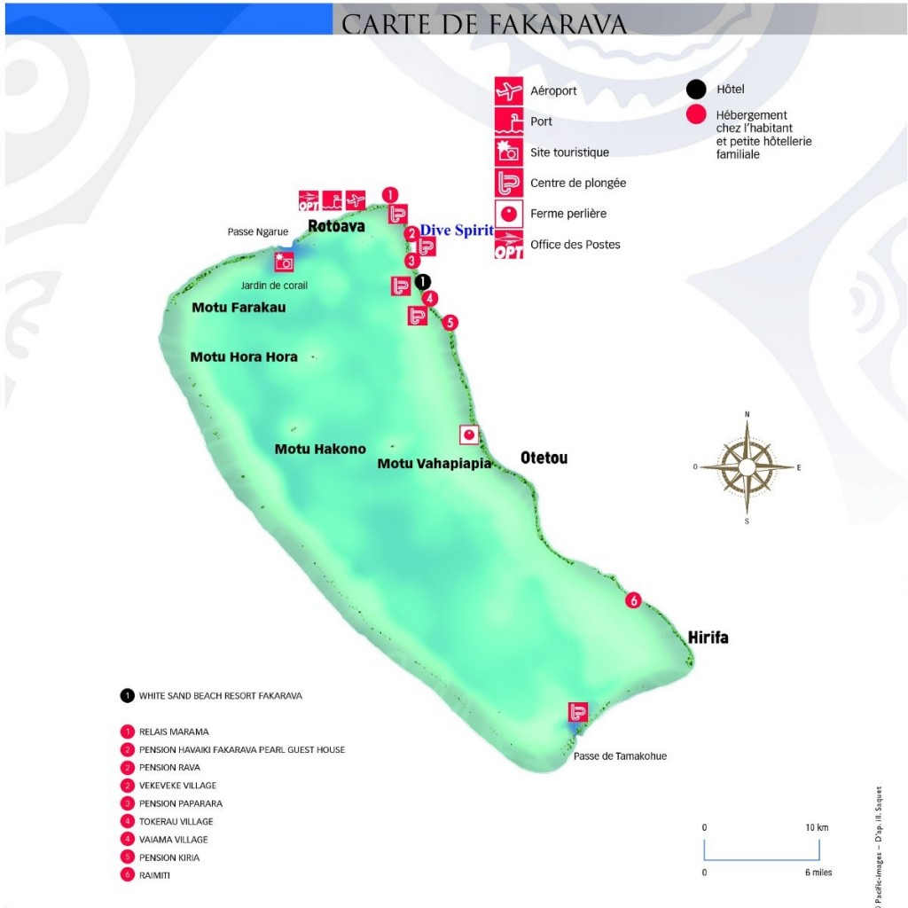 mapa tuamotu