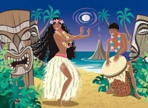 tahiti danza