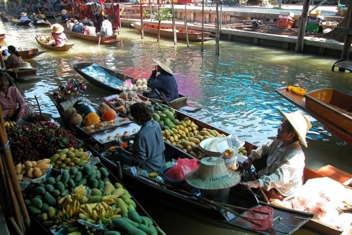 BANGKOK  viajar