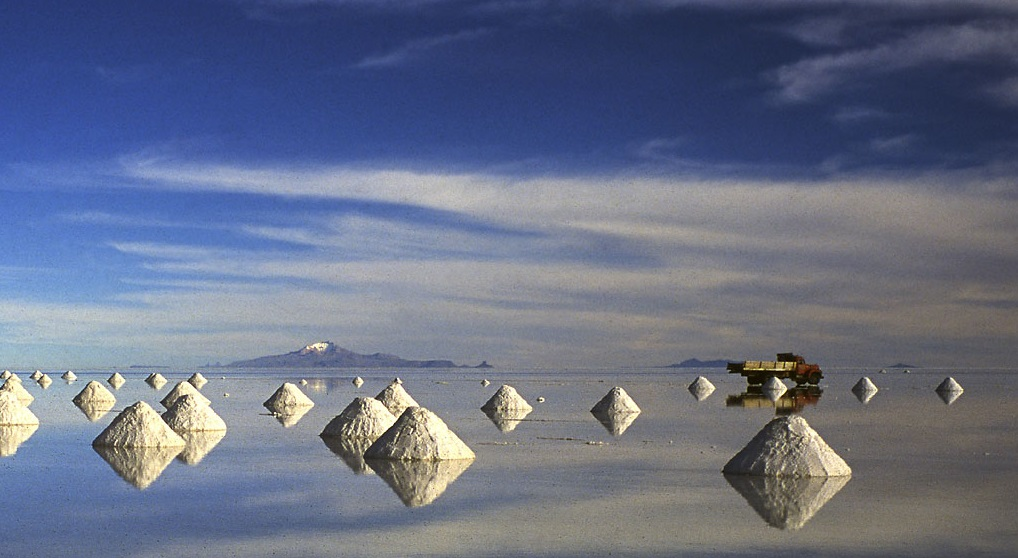 Salar de Bolivia-Uyuni