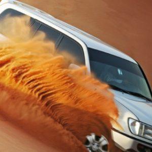 4X4 desierto dubai