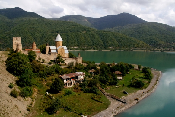 Ananuri georgien
