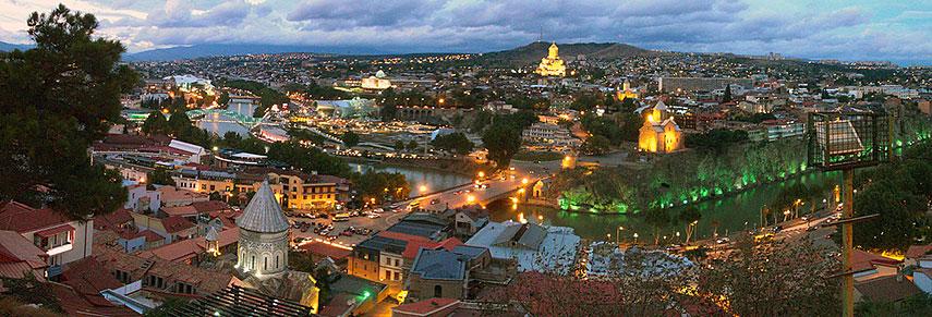 Tbilisi georgia viajar europa
