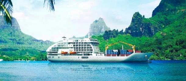 aranui barco por las polinesia