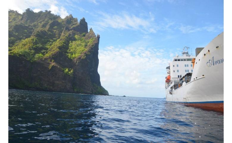 aranui crucero por la polinesia
