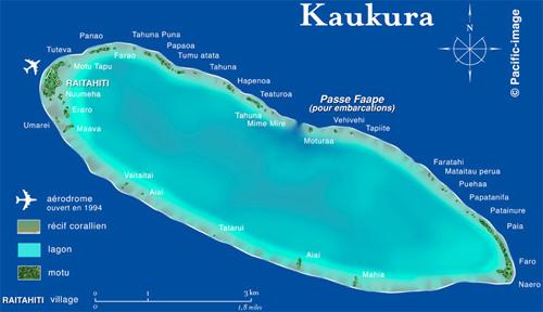 kaukura-mapa