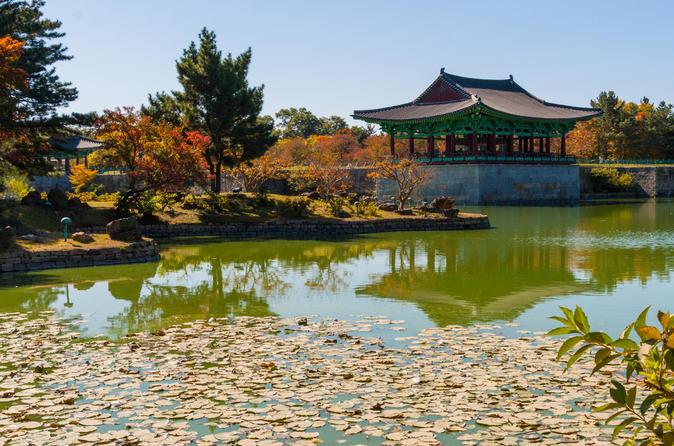 Gyeongju viajar a corea