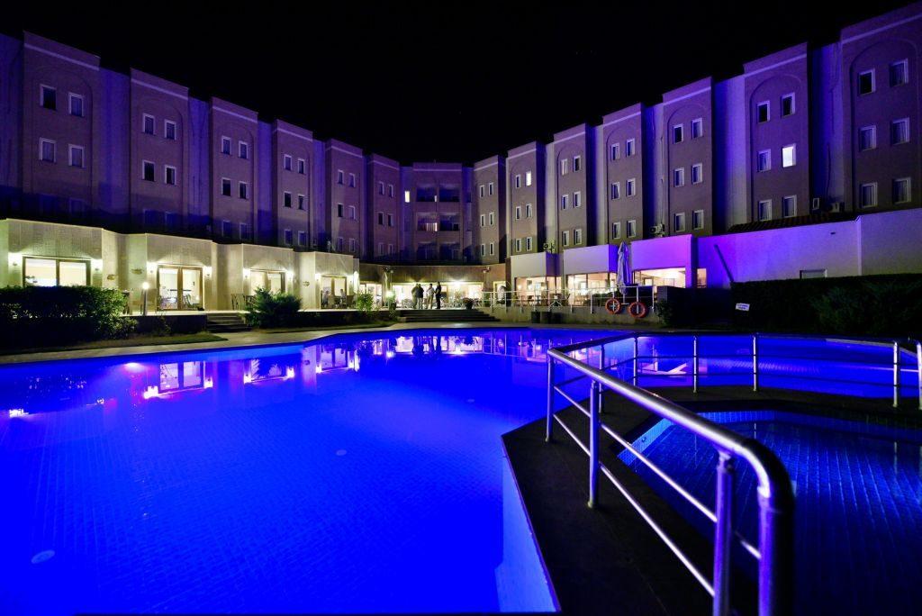 AVRASYA HOTEL CAPADOCIA picina